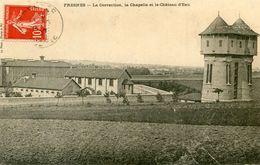 FESNES(CHATEAU D EAU) - Châteaux D'eau & éoliennes