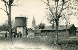 CAMP D AVORD(CHATEAU D EAU) - Châteaux D'eau & éoliennes