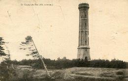 LE CHAMP DU FEU(CHATEAU D EAU) - Wassertürme & Windräder (Repeller)