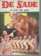 DE SADE  N° 4 -  EP -    1971 - Erotik (Frei Ab 18)
