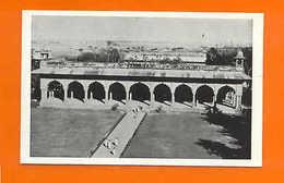 Postcard  INDIA  DELHI RED FORT DIWAN-I-AM 70s - Postcards