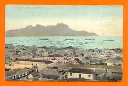 POSTCARD AFRICA CABO VERDE S. VICENTE MINDELO YEAR 1900 - Postcards