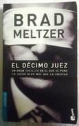 EL DECIMO JUEZ.  DE BRAD MELTZER - Books, Magazines, Comics