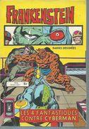 FRANKENSTEIN   N° 16  - ARTIMA 1980 - Frankenstein