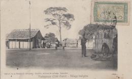 Afrique - Madagascar - Côté Ouest - Village Indigène - Madagascar