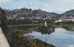 Afrique - Madagascar - Tananarive - Lac Anosy - Vue Sur Le Palais De La Reine - 1963 - Madagascar