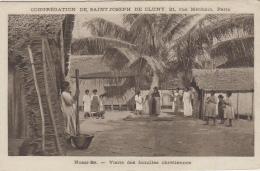 Afrique - Madagascar - Nossi-Bé - Missions - Visite Village Chrétien - Madagascar