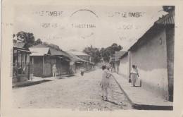 Afrique - Madagascar - Nossi-Bé - Rue Galliéni - 1937 - Madagascar