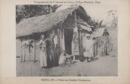 Afrique - Madagascar - Nossi-Bé - Village Chrétien - Madagascar