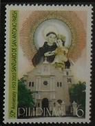 Philipinas 2003 50e Anniversary Santuario De San Antonio Parish - MNH - Philippines