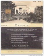 MOLDOVA - Aleia Principala, Moldtelecom Telecard 100 Units, Tirage 10060, 11/04, Used - Moldavie