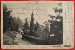 TRIESTE - S.ANDREA, VIAGGIATA 1906 - Trieste