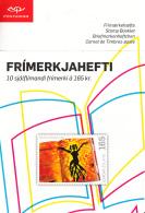 Iceland 2010 Booklet Of 10 165k Orlog Gudanna Children's Stories EUROPA - Carnets