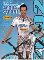 Ciclismo Mario Cipollini Velocista Sprinter Nuova - Personalità Sportive