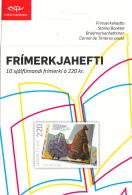 Iceland 2010 Booklet Of 10 220k Gott Kvold Children's Stories EUROPA - Carnets