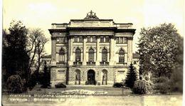 Pologne - Varsovie Bibliothèque De L'université - Pologne
