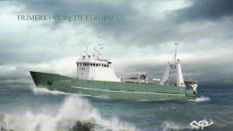 Iceland 2014 Booklet Of 4 Orvar HU 21, Breki VE 61 Fishing Boats - Carnets