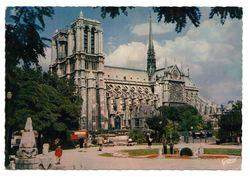 PARIS Notre Dame Ganycolor Scans Recto/verso - Notre Dame De Paris