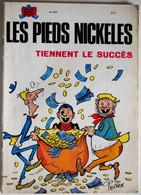 BD LES PIEDS NICKELES - 52 - LES PIEDS NICKELES TIENNENT LE SUCCES - BE - Rééd. 1982 - Pieds Nickelés, Les