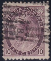 Canada    .    SG   .      163    .       O      .     Gebruikt   .    /      .        Cancelled - Used Stamps