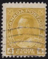 Canada    .    SG   .      249          .       O      .     Gebruikt   .    /      .        Cancelled - 1911-1935 Regering Van George V