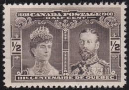 Canada    .    SG   .    188       .       *      .     Ongebruikt      .    /      .      Mint-hinged - 1903-1908 Regering Van Edward VII