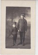 2 Jungen Aus Cosel Ober-Schlesien - Um 1915 - Schlesien