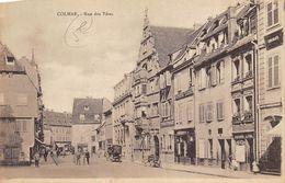 CPA 68 COLMAR RUE DES TETES - Colmar