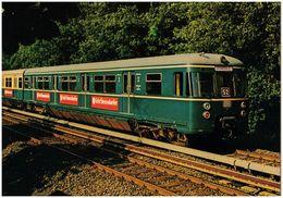 Duitsland/Deutschland, Locomotief/Triebzug ET 470 + ET 471, Ca. 1980 - Duitsland