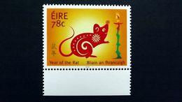 Irland 1806 **/mnh, Chinesisches Neujahr: Jahr Der Ratte - 1949-... Repubblica D'Irlanda