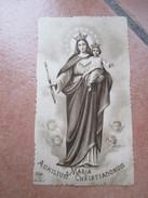 Maria Auxilium Christianorum Marria SS.Ausiliatrice - Santini
