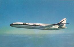 AIRPLANES - France - Air France - Caravelle - 1946-....: Era Moderna