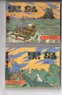 L'Île Noire - 2 Volumes En Chinois - Livres, BD, Revues