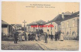 70 - Hautevelle - Grande Rue - Route De St Loup  - Tb - Frankrijk