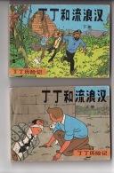 Tintin Et Les Picaros - 2 Volumes En Chinois - Books, Magazines, Comics