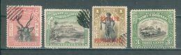GRANDE BRETAGNE ; BORNEO ; 1897-1922 ; Lot : 02 ; Oblitéré - Bornéo Du Nord (...-1963)