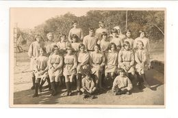 CP PHOTO 5/ PREVENTORIUM D'ARBONNE /PRES BIDART / 1 Ière CLASSE / HIVER 1931 - Bidart