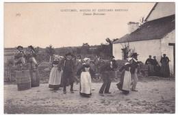 CPA Bretagne CMCB - Danses Bretonnes - Danses