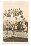 CP PHOTO 5/ PREVENTORIUM D'ARBONNE /PRES BIDART / 3 Ième CLASSE / AVRIL 1936 - Bidart
