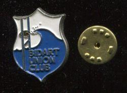 Pin's - BIDART Union Club Rubgy - Pays Basque - Rugby