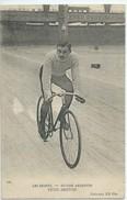 """Lucien Mazan Dit PETIT-BRETON (ou """"l""""Argentin"""") - 1882/1917. - Ciclismo"""