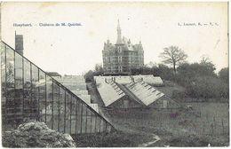 HOEYLAERT - Château De M. Quirini - Uitg. L. Lagaert N° 9 - Hoeilaart