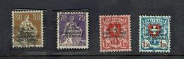 SWITZERLAND...Labor Bureau - Dienstzegels