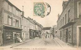CAMBREMER  La Rue Du Commerce - France