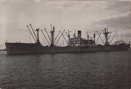 SHIPS - Poland -  Polish Ocean Lines - S/s Kilinski - Cargos