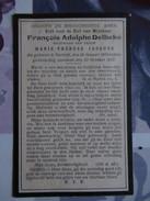 BIDPRENTJE FRANCOIS DELBEKE (X JACQUES ) KORTRIJK - Religion & Esotérisme
