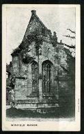 RB 1179 - Early Postcard - Winfield Manor - Wingfield Manor Near Alfreton Nottinghamshire - Other