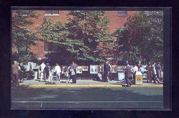 NY City. *...Outdoor Art Exhibit...* Nueva. - Greenwich Village