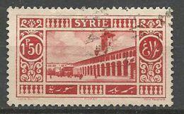 SYRIE N° 160 OBL TB - Gebraucht