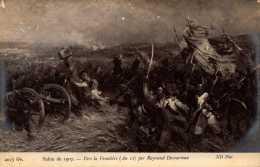 Peinture Et Tableau - Raymond Desvarreux - Vers La Frontière -  Salon 1907  - R/V - Peintures & Tableaux